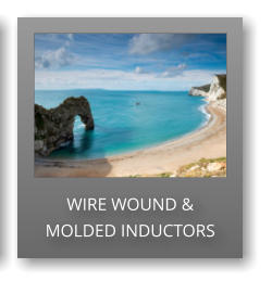 WIRE WOUND & MOLDED INDUCTORS