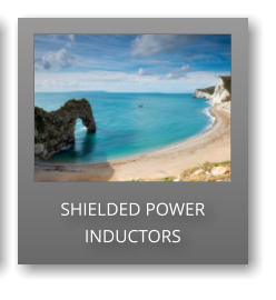 SHIELDED POWER INDUCTORS